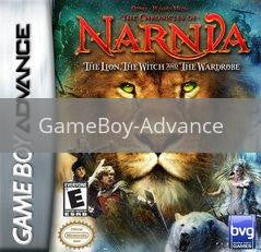 Image of Chronicles of Narnia Lion Witch and the Wardrobe original video game for GameBoy Advance classic game system. Rocket City Arcade, Huntsville Al. We ship used video games Nationwide