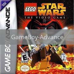 Image of LEGO Star Wars original video game for GameBoy Advance classic game system. Rocket City Arcade, Huntsville Al. We ship used video games Nationwide