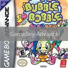 Bubble Bobble Old and New