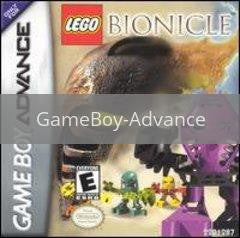 Image of LEGO Bionicle original video game for GameBoy Advance classic game system. Rocket City Arcade, Huntsville Al. We ship used video games Nationwide