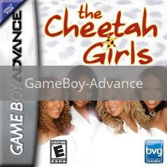 Image of The Cheetah Girls original video game for GameBoy Advance classic game system. Rocket City Arcade, Huntsville Al. We ship used video games Nationwide