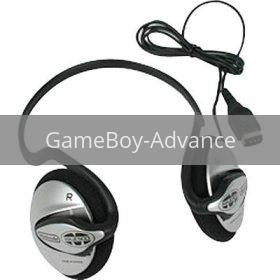 Gameboy Advance SP Headphones