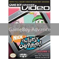 Image of GBA Video Fairly Odd Parents Volume 2 original video game for GameBoy Advance classic game system. Rocket City Arcade, Huntsville Al. We ship used video games Nationwide