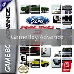 Image of Ford Racing 3 original video game for GameBoy Advance classic game system. Rocket City Arcade, Huntsville Al. We ship used video games Nationwide