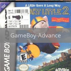 Image of Stuart Little 2 original video game for GameBoy Advance classic game system. Rocket City Arcade, Huntsville Al. We ship used video games Nationwide