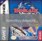 Image of Beyblade V Force original video game for GameBoy Advance classic game system. Rocket City Arcade, Huntsville Al. We ship used video games Nationwide