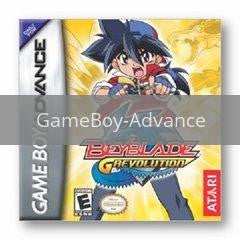 Image of Beyblade Grevolution original video game for GameBoy Advance classic game system. Rocket City Arcade, Huntsville Al. We ship used video games Nationwide