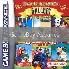 Image of Game and Watch Gallery 4 original video game for GameBoy Advance classic game system. Rocket City Arcade, Huntsville Al. We ship used video games Nationwide