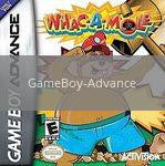 Image of Whac-A-Mole original video game for GameBoy Advance classic game system. Rocket City Arcade, Huntsville Al. We ship used video games Nationwide
