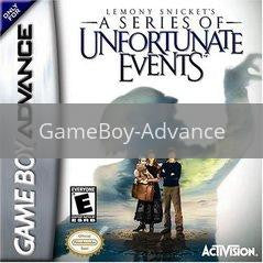 Image of Lemony Snicket's A Series of Unfortunate Events original video game for GameBoy Advance classic game system. Rocket City Arcade, Huntsville Al. We ship used video games Nationwide