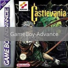 Image of Castlevania Circle of the Moon original video game for GameBoy Advance classic game system. Rocket City Arcade, Huntsville Al. We ship used video games Nationwide
