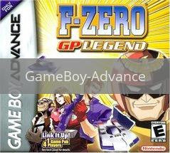 F-Zero GP Legend