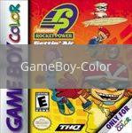 Image of Rocket Power Getting Air original video game for GameBoy Color classic game system. Rocket City Arcade, Huntsville Al. We ship used video games Nationwide