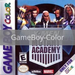 Image of X-men Mutant Academy original video game for GameBoy Color classic game system. Rocket City Arcade, Huntsville Al. We ship used video games Nationwide