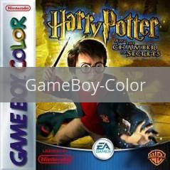 Image of Harry Potter Chamber of Secrets original video game for GameBoy Color classic game system. Rocket City Arcade, Huntsville Al. We ship used video games Nationwide