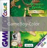 Image of The Jungle Book: Mowgli's Wild Adventure original video game for GameBoy Color classic game system. Rocket City Arcade, Huntsville Al. We ship used video games Nationwide