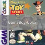 Image of Toy Story 2 original video game for GameBoy Color classic game system. Rocket City Arcade, Huntsville Al. We ship used video games Nationwide
