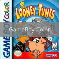 Image of Looney Tunes original video game for GameBoy Color classic game system. Rocket City Arcade, Huntsville Al. We ship used video games Nationwide