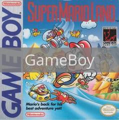 Image of Super Mario Land original video game for GameBoy classic game system. Rocket City Arcade, Huntsville Al. We ship used video games Nationwide
