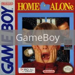 Image of Home Alone original video game for GameBoy classic game system. Rocket City Arcade, Huntsville Al. We ship used video games Nationwide