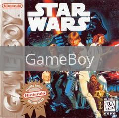 Image of Star Wars original video game for GameBoy classic game system. Rocket City Arcade, Huntsville Al. We ship used video games Nationwide