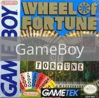 Image of Wheel of Fortune original video game for GameBoy classic game system. Rocket City Arcade, Huntsville Al. We ship used video games Nationwide