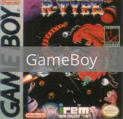 Image of R-Type original video game for GameBoy classic game system. Rocket City Arcade, Huntsville Al. We ship used video games Nationwide