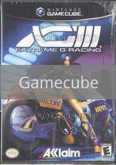 Image of Extreme G 3 XG3 original video game for Gamecube classic game system. Rocket City Arcade, Huntsville Al. We ship used video games Nationwide