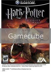 Image of Harry Potter Goblet of Fire original video game for Gamecube classic game system. Rocket City Arcade, Huntsville Al. We ship used video games Nationwide