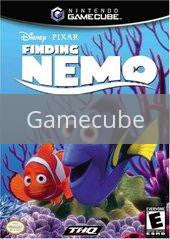 Image of Finding Nemo original video game for Gamecube classic game system. Rocket City Arcade, Huntsville Al. We ship used video games Nationwide