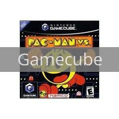 Image of Pac-Man Vs. original video game for Gamecube classic game system. Rocket City Arcade, Huntsville Al. We ship used video games Nationwide