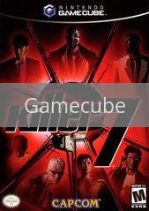 Image of Killer 7 original video game for Gamecube classic game system. Rocket City Arcade, Huntsville Al. We ship used video games Nationwide