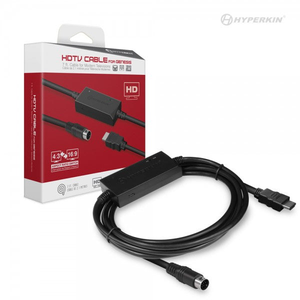 HDTV Cable for Genesis 1, 2 & 3