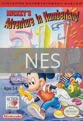 Mickey's Adventure in Numberland