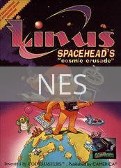 Linus Spacehead Cosmic Adventure