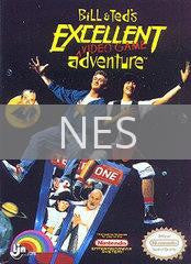 Bill and Ted's Excellent Video Game