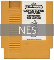 Nintendo Test Cartridge