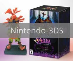 Zelda: Majora's Mask 3D Limited Edition