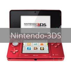 Image of Nintendo 3DS Flame Red original video game for Nintendo 3DS classic game system. Rocket City Arcade, Huntsville Al. We ship used video games Nationwide