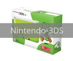 Nintendo 3DS XL Yoshi Limited Edition