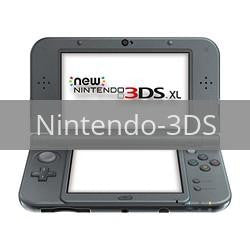 New Nintendo 3DS XL Black