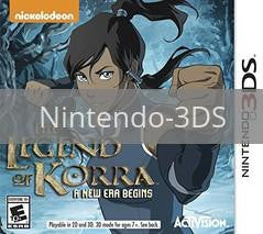 Legend of Korra: A New Era Begins