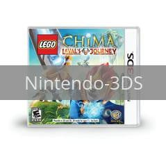 Image of LEGO Legends of Chima: Laval's Journey original video game for Nintendo 3DS classic game system. Rocket City Arcade, Huntsville Al. We ship used video games Nationwide