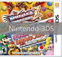 Puzzle & Dragons Z + Puzzle & Dragons: Super Mario Bros. Edition