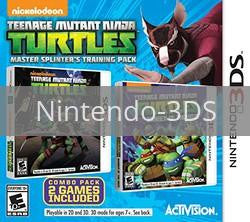 Teenage Mutant Ninja Turtles Master Splinter's Training Pack