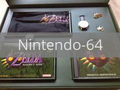 Zelda Majora's Mask Adventure Set