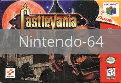 Image of Castlevania 64 original video game for Nintendo 64 classic game system. Rocket City Arcade, Huntsville Al. We ship used video games Nationwide
