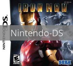 Image of Iron Man original video game for Nintendo DS classic game system. Rocket City Arcade, Huntsville Al. We ship used video games Nationwide
