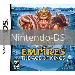 Image of Age of Empires The Age of Kings original video game for Nintendo DS classic game system. Rocket City Arcade, Huntsville Al. We ship used video games Nationwide