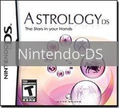 Image of Astrology DS original video game for Nintendo DS classic game system. Rocket City Arcade, Huntsville Al. We ship used video games Nationwide